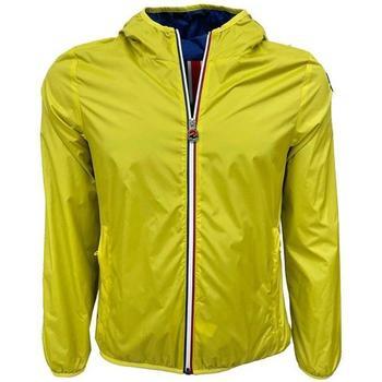Abbigliamento Donna giacca a vento Invicta GIUBBOTTO 1211 ROYAL Ocra