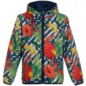 Abbigliamento Bambino Piumini Invicta GIUBBOTTO 1268 FANTASIA Multicolore