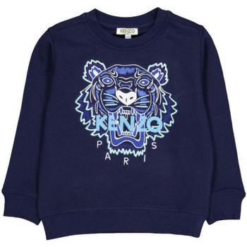 Abbigliamento Bambino Felpe Kenzo FELPA GIROCOLLO Blu