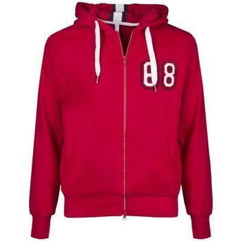 Abbigliamento Bambino Felpe Sun68 FELPA CAPPUCCIO Rosso