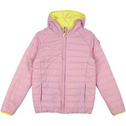 Abbigliamento Bambina Piumini Invicta GIUBBOTTO GIALLO Rosa