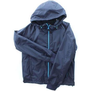 Abbigliamento Bambino Piumini Woolrich GIUBBOTTO WKCPS2074 Blu