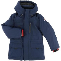 Abbigliamento Bambino Piumini Invicta GIUBBOTTO Blu scuro