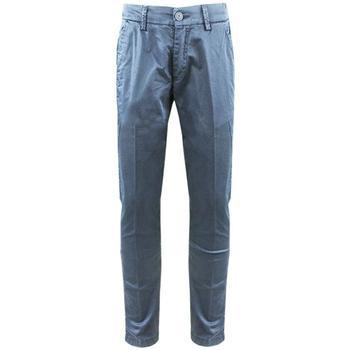 Abbigliamento Bambino Chino Siviglia PANTALONE Blu