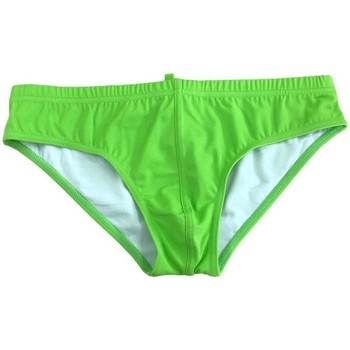 Abbigliamento Uomo Costume / Bermuda da spiaggia Dsquared COSTUME SLIP Verde