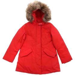 Abbigliamento Bambina Piumini Woolrich GIUBBOTTO Rosso