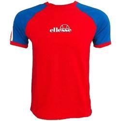 Abbigliamento Uomo T-shirt maniche corte Ellesse ROYAL Rosso