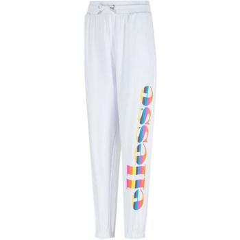 Abbigliamento Donna Pantaloni da tuta Ellesse PANT.FELPA Bianco