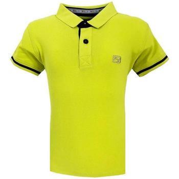 Abbigliamento Bambino Polo maniche corte Essenza T712/SGJJ Verde