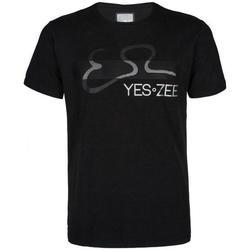 Abbigliamento Bambino T-shirt maniche corte Essenza T727/TCJO Nero