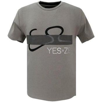 Abbigliamento Bambino T-shirt maniche corte Essenza T727/TCJO Grigio