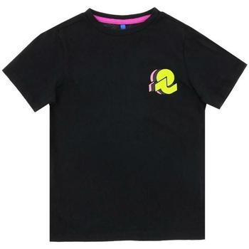 Abbigliamento Bambino T-shirt maniche corte Invicta 4451193/B Nero