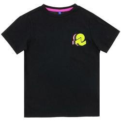 Abbigliamento Bambino T-shirt maniche corte Invicta 4451193/J Nero