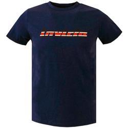Abbigliamento Bambino T-shirt maniche corte Invicta 4451202/J Blu