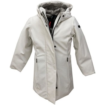 Abbigliamento Bambino Piumini Rrd - Roberto Ricci Designs GIUBBOTTO Bianco