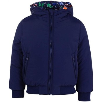 Abbigliamento Bambino Piumini Kenzo GIUBBINO Blu