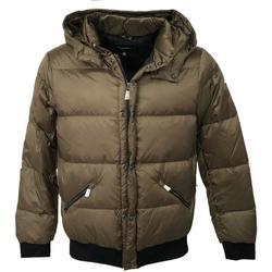 Abbigliamento Bambino Piumini Emporio Armani GIUBBOTTO 6G4B84-4NGYZ Verde