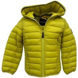 Abbigliamento Bambina Piumini Fk GIUBBOTTO Giallo