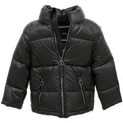 Abbigliamento Bambina Piumini Fk GIUBBOTTO Nero