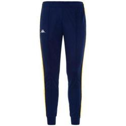 Abbigliamento Bambino Pantaloni da tuta Kappa PANT.FELPA BAMBINI GIALLO Blu