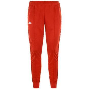 Abbigliamento Bambino Pantaloni da tuta Kappa PANT.FELPA BAMBINI BIANCO ANTICO Rosso