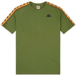 Abbigliamento Donna T-shirt maniche corte Kappa ARANCIO Verde