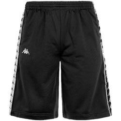 Abbigliamento Uomo Shorts / Bermuda Kappa BERMUDA BIANCO Nero