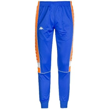 Abbigliamento Bambino Pantaloni da tuta Kappa PANT.FELPA ROYAL ARANCIO Blu