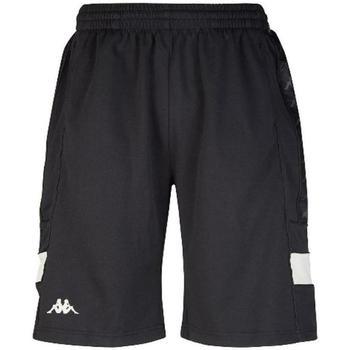 Abbigliamento Bambino Shorts / Bermuda Kappa BERMUDA BIANCO ANTICO Nero