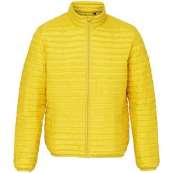 Abbigliamento Uomo Giacche 2786 TS018 Giallo