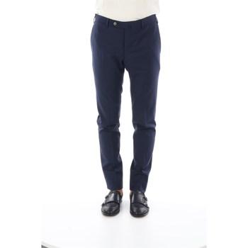 Abbigliamento Uomo Pantaloni 5 tasche Pto5 CODSTVZ00TVN-P035 Classici Uomo Blu Blu