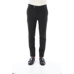 Abbigliamento Uomo Pantaloni 5 tasche Pto5 CODSTVZ00TVN-P035 Classici Uomo Nero Nero