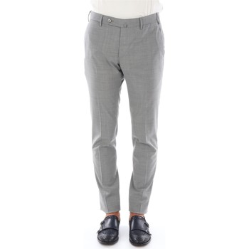 Abbigliamento Uomo Chino Pto5 CODSTVZ00TVN-P035 Classici Uomo Grigio Grigio