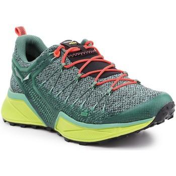 Scarpe Donna Running / Trail Salewa Ws Dropline 61369-5585 green