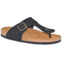 Scarpe Uomo Infradito Morxiva Shoes  Noir