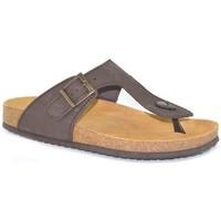 Scarpe Uomo Infradito Morxiva Shoes  Marron