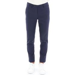 Abbigliamento Uomo Chino Pto5 CODS01Z00CL1-BB23 Classici Uomo Blu Blu