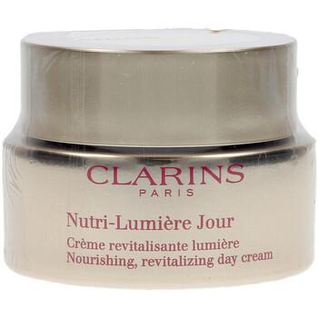 Bellezza Donna Antietà & Antirughe Clarins Nutri Lumière Crème Jour
