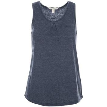 Abbigliamento Donna Top / T-shirt senza maniche Trespass Fidget Blu scuro screziato