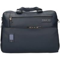 Borse Donna Tote bag / Borsa shopping Piquadro CA5108AO BLU