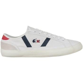Scarpe Uomo Sneakers basse Lacoste Sideline Bianco