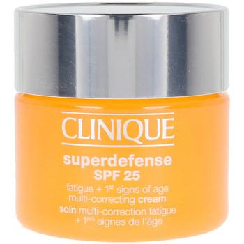 Bellezza Antietà & Antirughe Clinique Superdefense Spf25 Multi-correcting Cream Iii/iv  50 ml