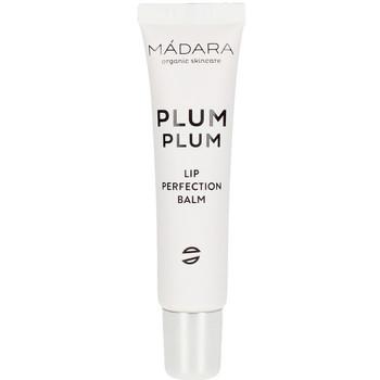 Bellezza Donna Idratanti e nutrienti Mádara Organic Skincare Plum Plum Lip Perfection Balm  15 ml