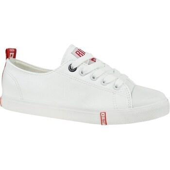 Scarpe Donna Sneakers basse Big Star GG274005 Bianco