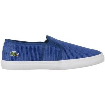 Scarpe Donna Sneakers basse Lacoste Gazon 217 2 Caw Azzuro