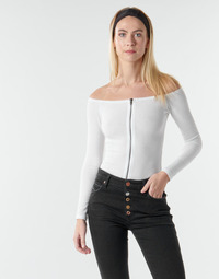 Abbigliamento Donna Top / Blusa Moony Mood NOAM Bianco