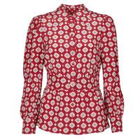 Abbigliamento Donna Top / Blusa MICHAEL Michael Kors LUX PINDOT MED TOP Bordeaux