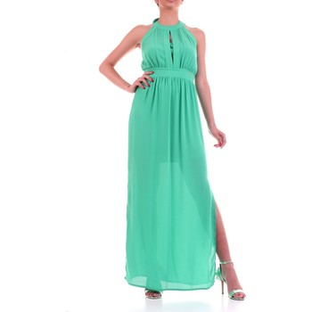Abbigliamento Donna Cappotti Fly Girl 9458-03 Verde