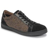 Scarpe Uomo Sneakers basse Kost CYCLISTE 55 Nero / Marrone