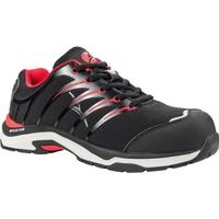 Scarpe Uomo Sneakers basse Albatros  Nero/Rosso